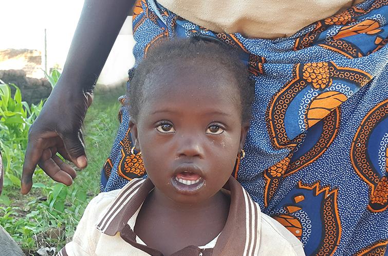 Housing renovation support in Burkina Faso